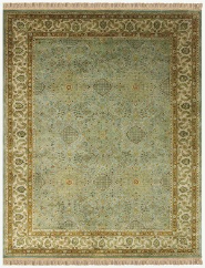 french film star blue rug