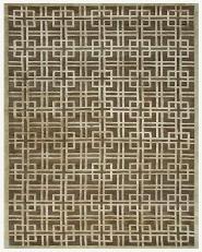 french film star geometric rug
