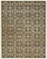 french film star geometric rug