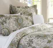 french film star paisley bedding