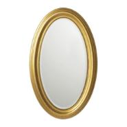 french film star round mirror