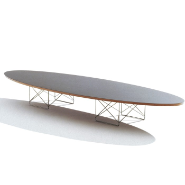 Surfer chic table